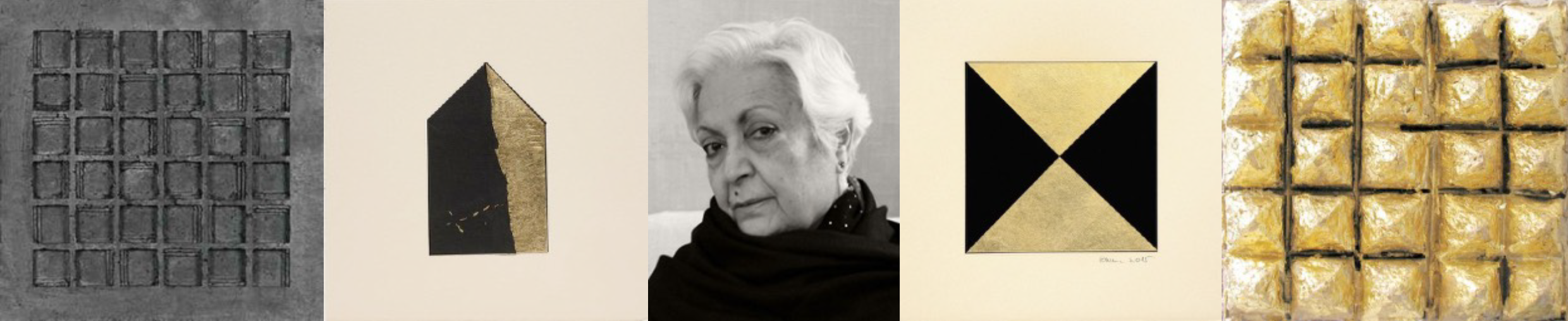 Zarina Hashmi - Paintings